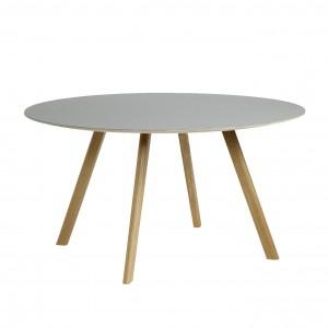 Table ronde Copenhague modèle 25
