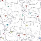 Papier peint ANIMALS