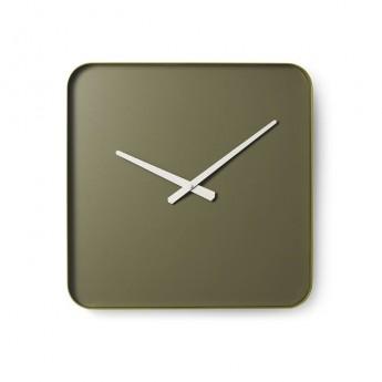 Horloge COLOR carrée