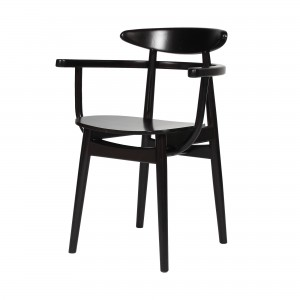 TEO black chair