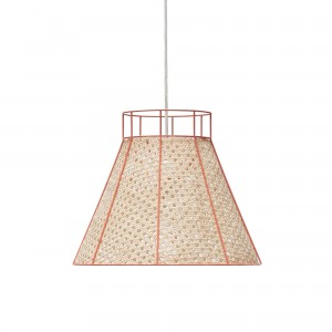 Suspension STRAW corail