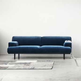 MADISON 2 1/2 seater sofa