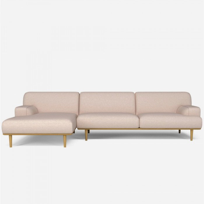 Madison with chaise longue bolia for Sofa 1 plaza chaise longue