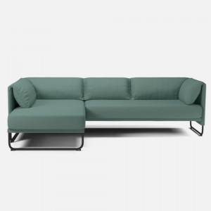 MARA sofa 3 seats with chaise longue