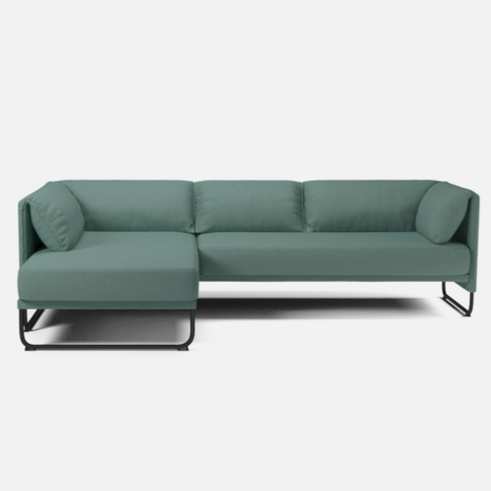 Mara sofa 3 seats with chaise longue bolia for Chaise longue fr
