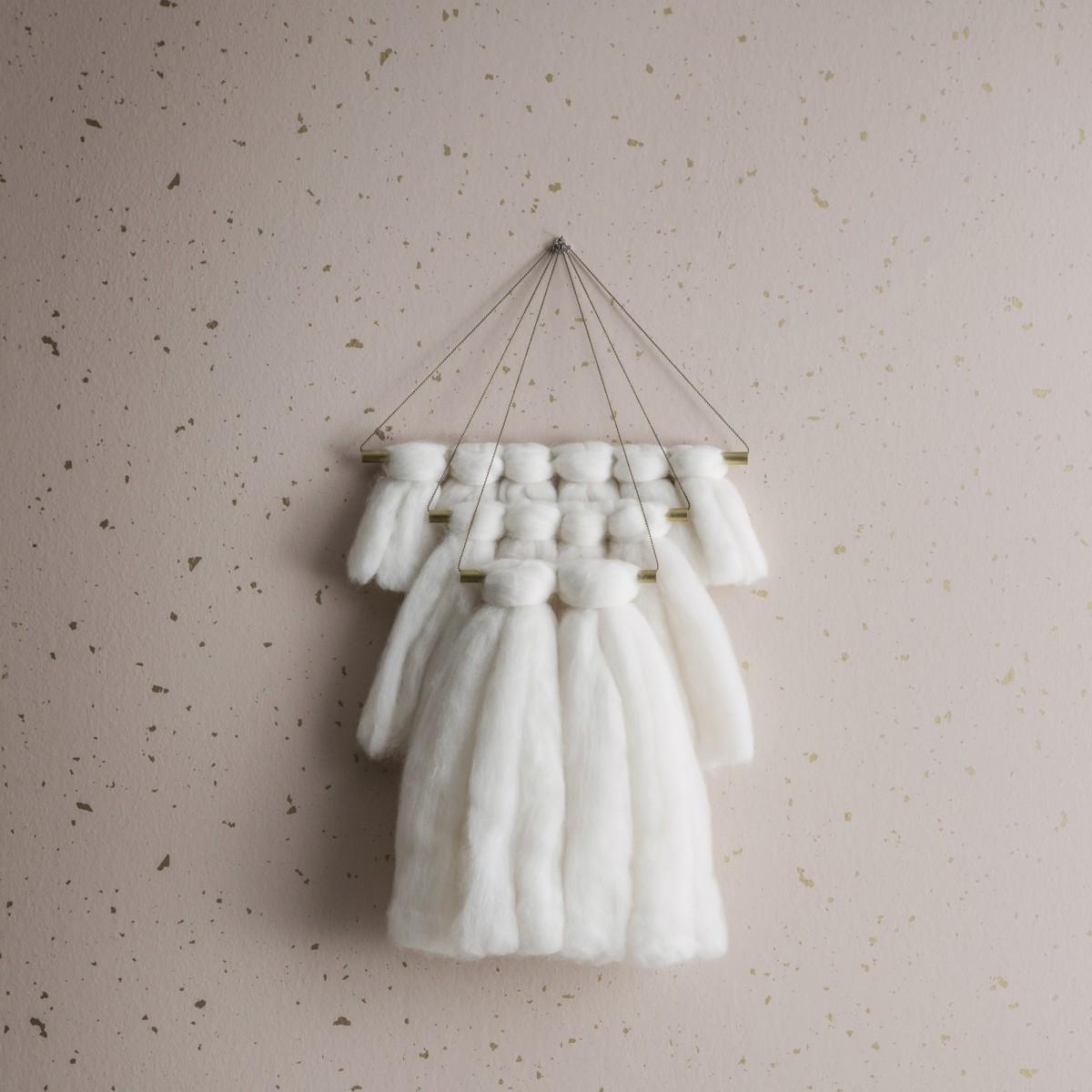 papier peint confetti rose ferm living. Black Bedroom Furniture Sets. Home Design Ideas