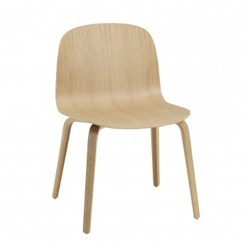 VISU oak chair