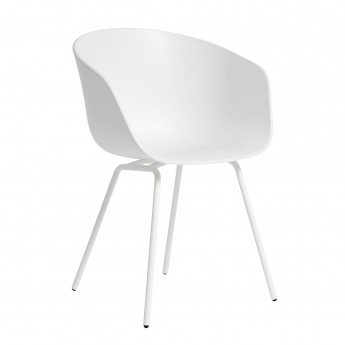 AAC 26 chair - White