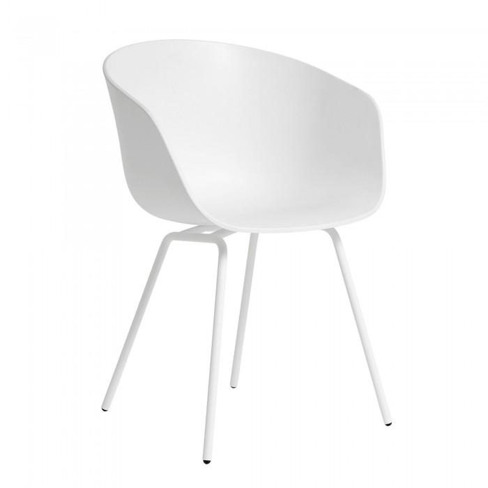 AAC 26 chair - White