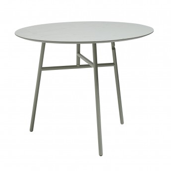 Grey TILT TOP table