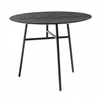 Black TILT TOP table