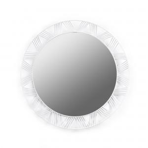 Miroir rond STILK blanc