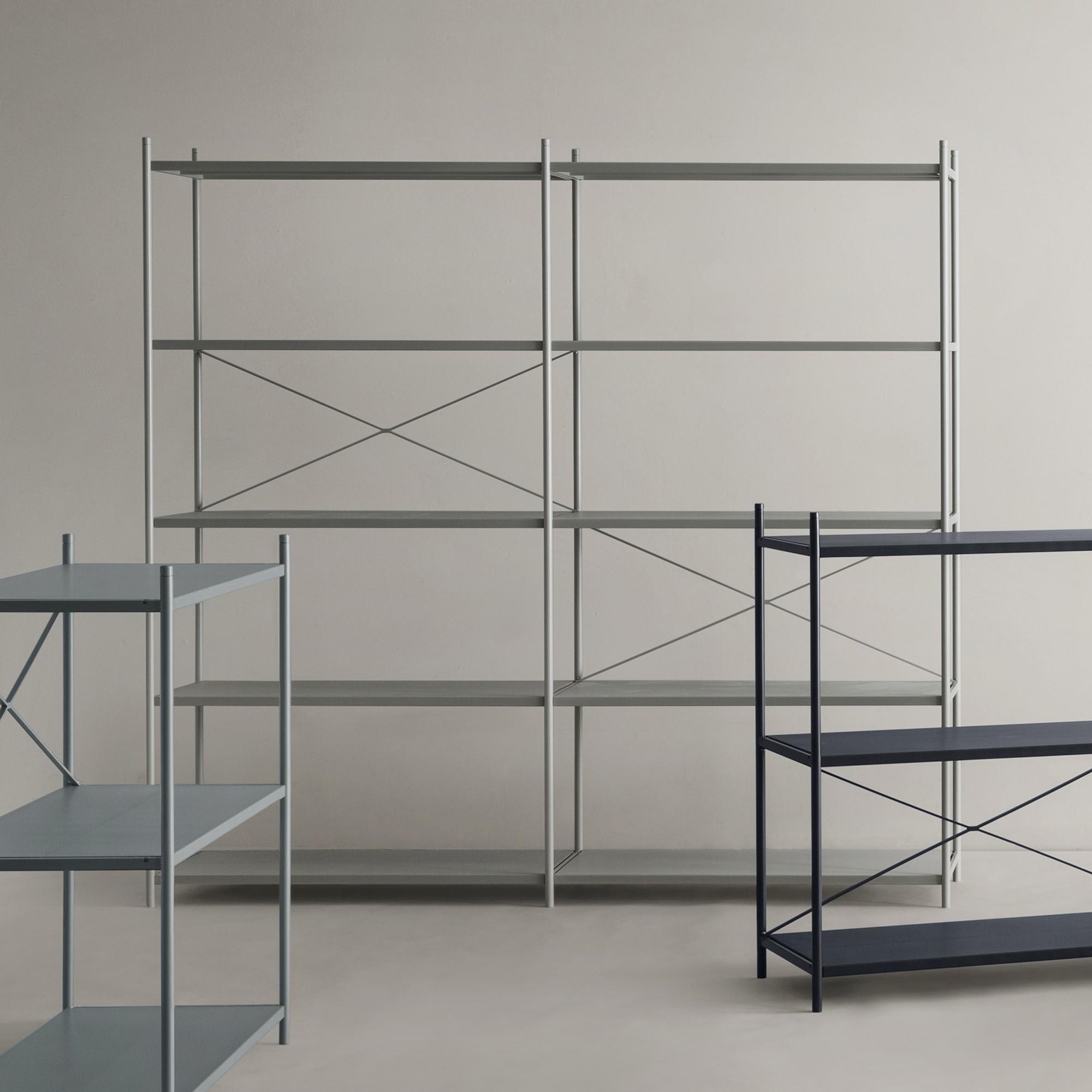 PUNCTUAL Shelf   2x5   FERM LIVING