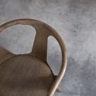 IN BETWEEN chair smoked oiled oak